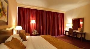 Суперлюкс  номер в отеле Georgia Palace