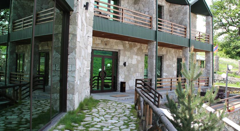 Отель Villarest Cottage Complex