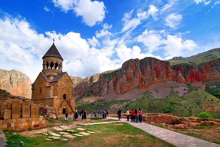 Тур Ереван - Нораванк