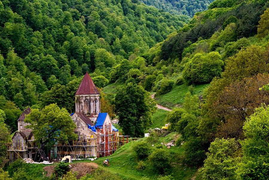 Армения-Дилижан фото природы