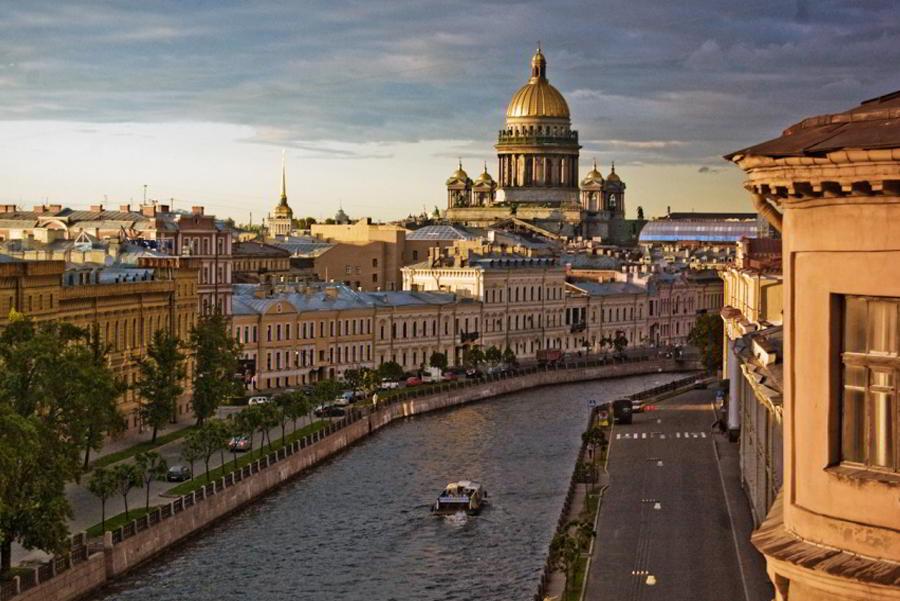 Россия - Санкт - Петербург фото