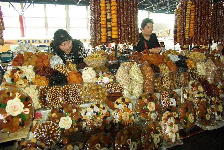 Ереванский рынок