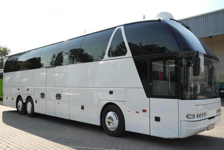 Автобус Neoplan N 516 SHD - ararat-travel.ru