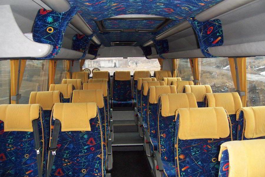 Автобусы в Ереване
