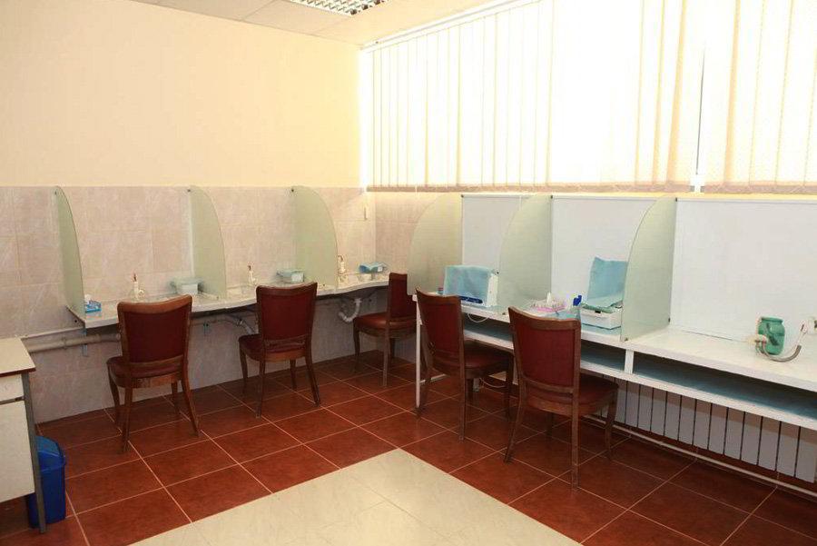 Лечебные комнаты в Арзни