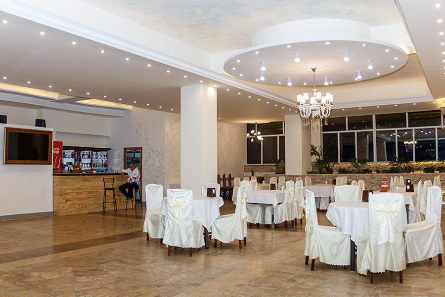 Ресторан в санатории Арзни