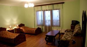 Люкс 3-х комнатный (4 места)